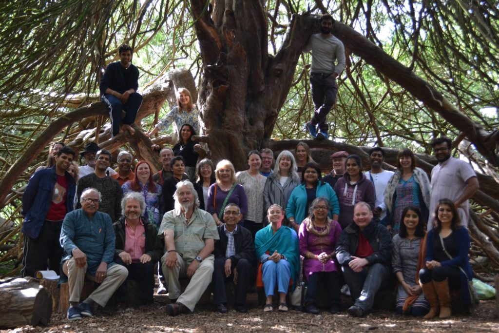 The One Tree Gathering, Beaumanor Hall, Leicester, August 2016