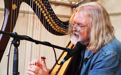 Robin Williamson | Honorary Bard