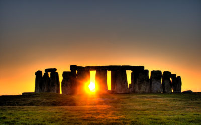 Stonehenge – A View from the Moment