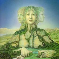 The Bavarian Triple Goddess – A Study of the Cult of the Three Bethan