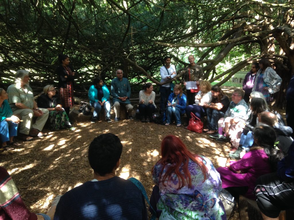 One Tree Gathering Leicester 2016