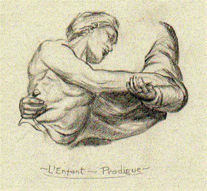 'L'Enfant Prodigue' copy by Ross Nichols