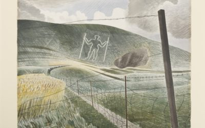 Didn't we Have a Luverly Time…the Day we Painted the Long Man!