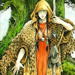 The Origins of Wicca & Druidry