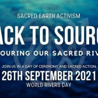 Back to Source ~ Honouring Our Sacred Rivers | 26/09/2021